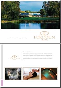 Fordoun Brochure