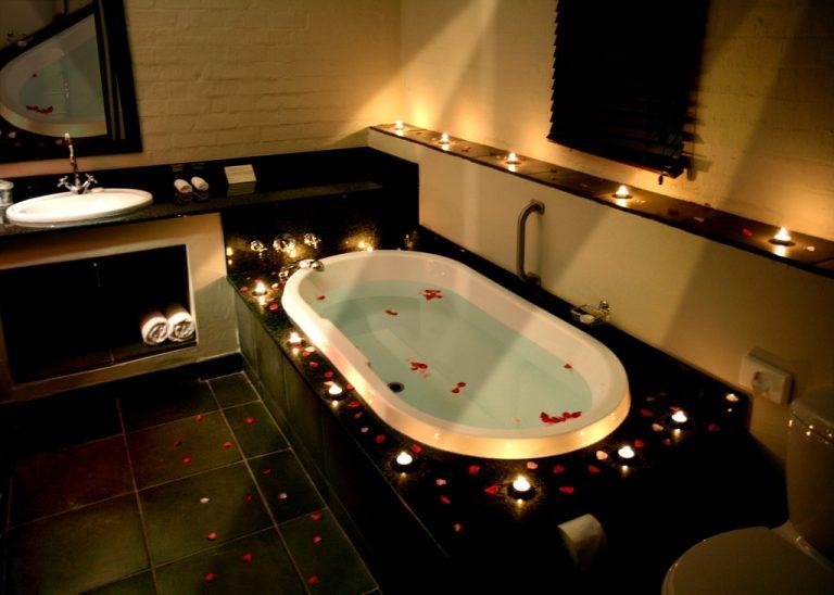 Lux ury Room Bathroom